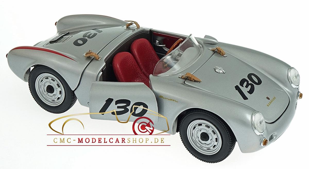 Cmc Porsche Spyder Model Car James Dean M004 Miniature