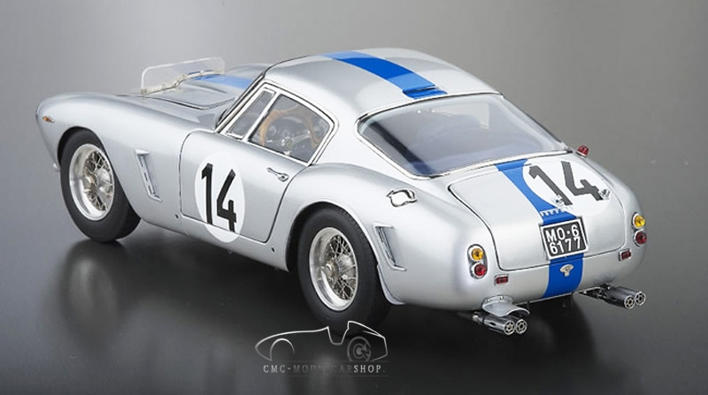 Cmc Ferrari 250 Gt Swb M079 Classic Model Car Miniature