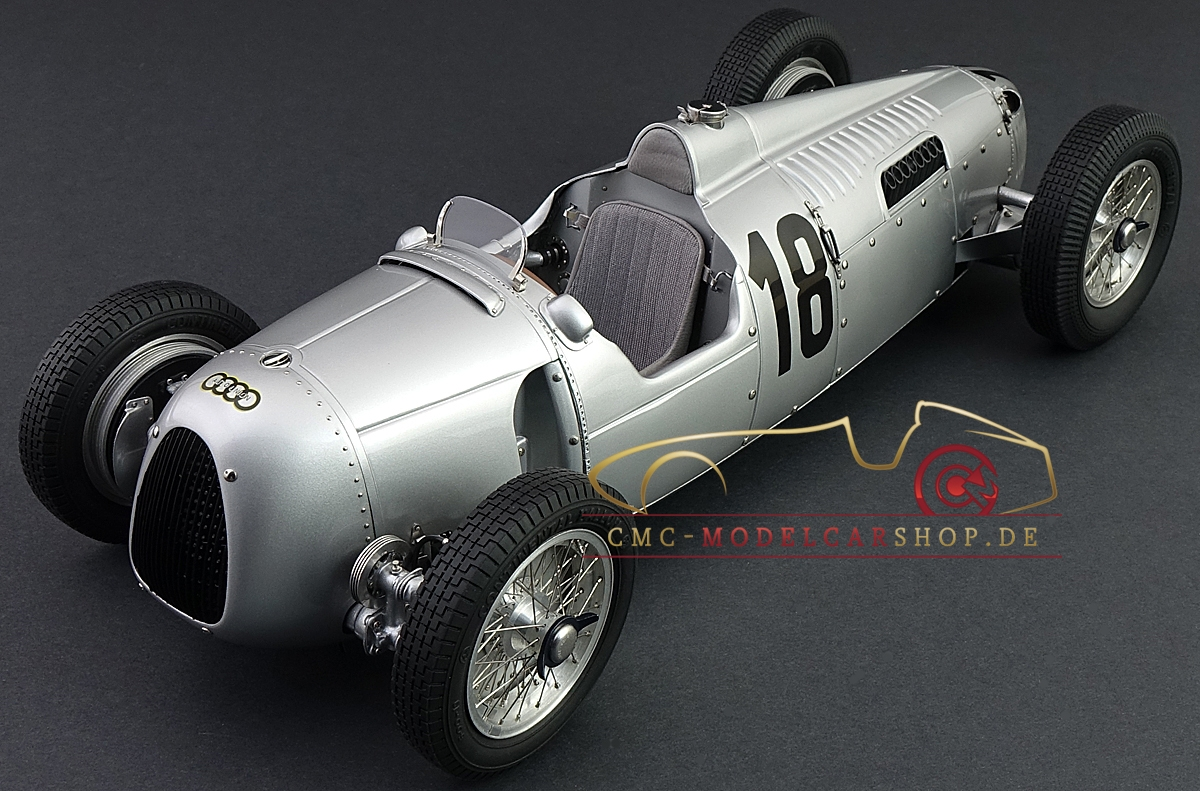 Cmc Auto Union Typ C Model Car Cmc Modelcarshop De Miniature