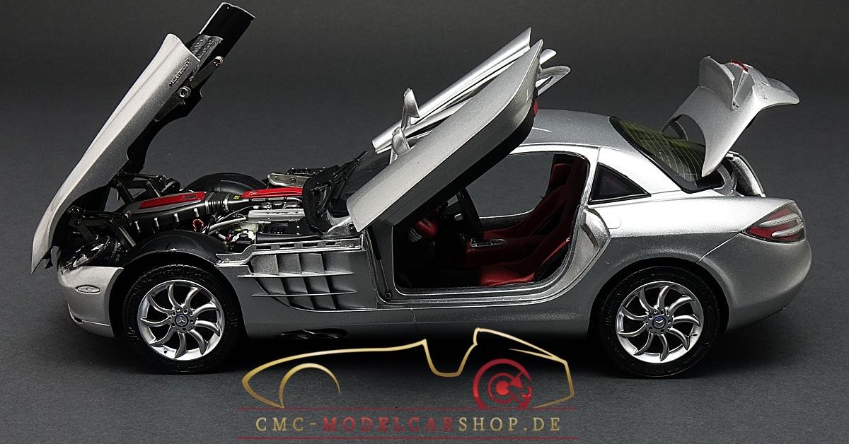 cmc m045e mercedesbenz slr mclaren model car miniature