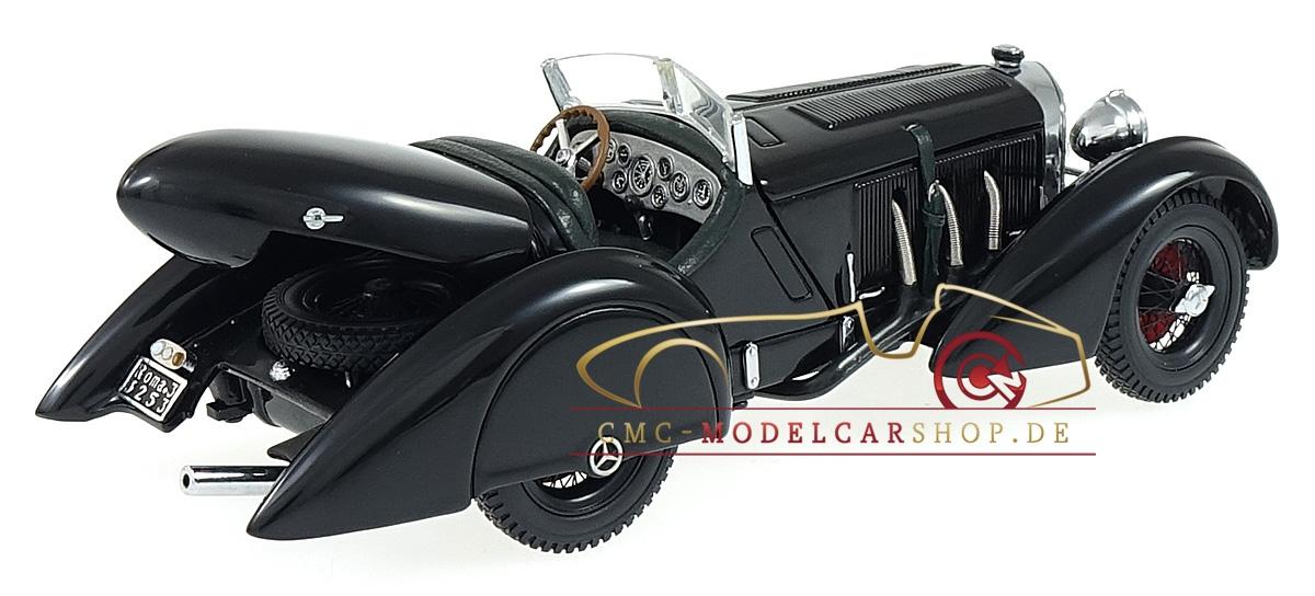 Cmc Mercedes Ssk Trossi Modellauto Modell Modellbau M 001
