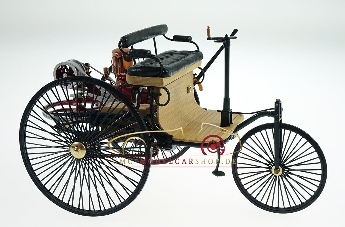 cmc benz patent motorwagen modellauto modelle modellbau miniaturen. Black Bedroom Furniture Sets. Home Design Ideas