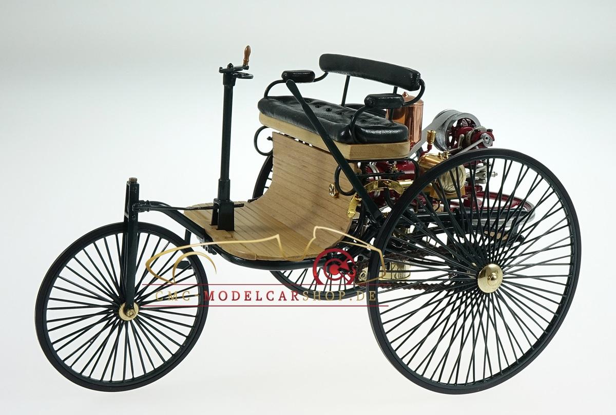 cmc benz motorwagen miniature voiture m 005 model car. Black Bedroom Furniture Sets. Home Design Ideas
