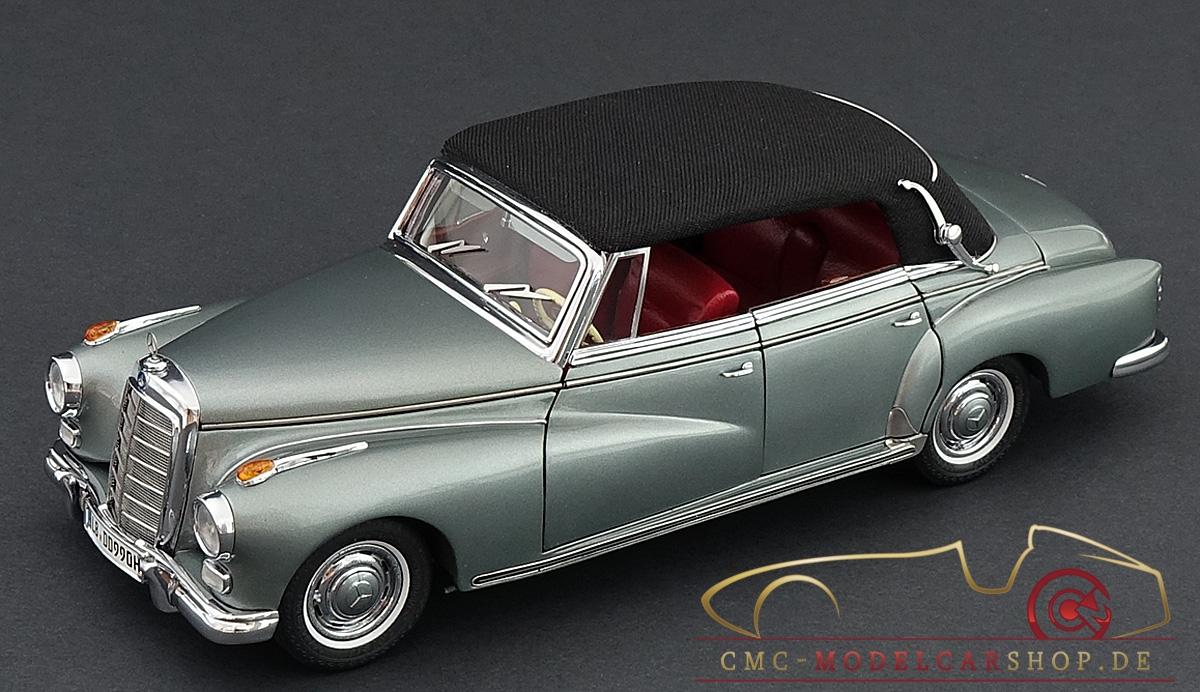 Cmc mercedes benz typ 300d cabriolet d model car for Miniature mercedes benz models