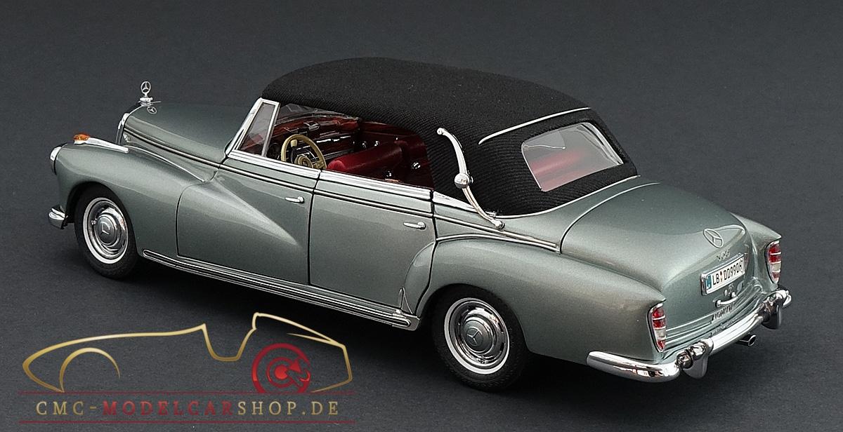 cmc mercedes benz typ 300 d cabriolet d miniature voiture modeles. Black Bedroom Furniture Sets. Home Design Ideas