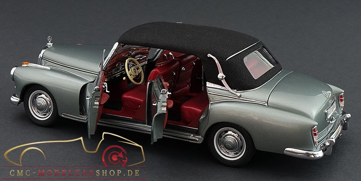 Cmc mercedes benz typ 300d cabriolet d model car for Mercedes benz 300d parts
