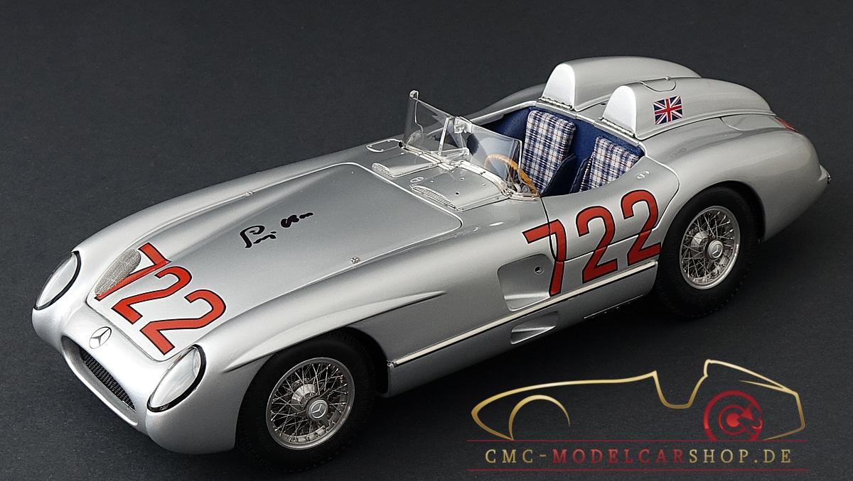 cmc mercedes-benz stirling moss I modelcar I car I 300slr ...