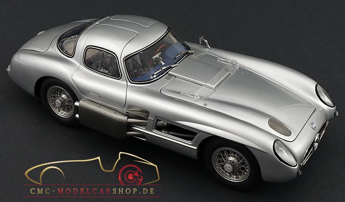 Cmc mercedes benz 300 slr uhlenhaut coup m 088 cmc for Mercedes benz 300 slr