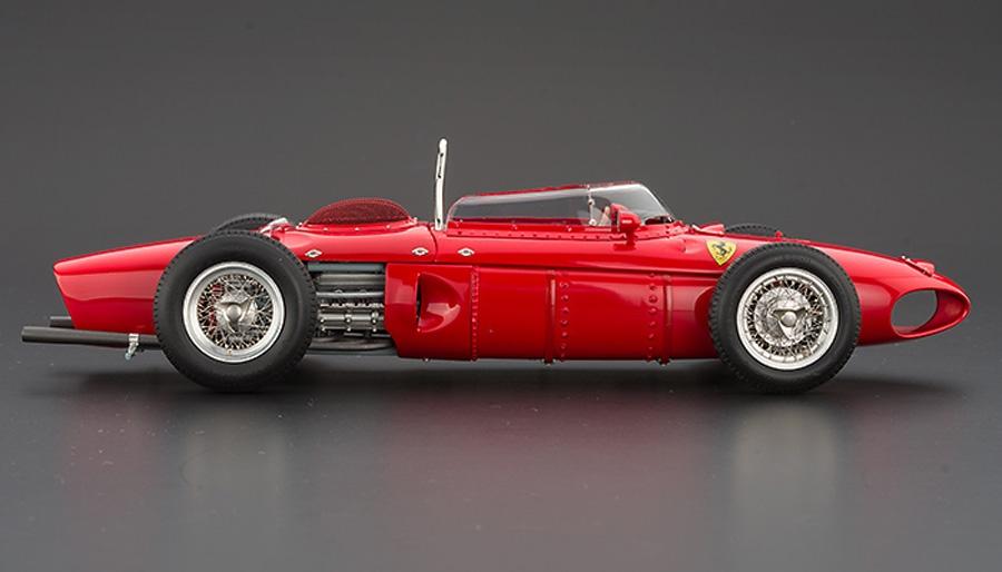 Cmc Ferrari Dino 156 F1 Sharknose 1961 Sans Num 233 Ro De