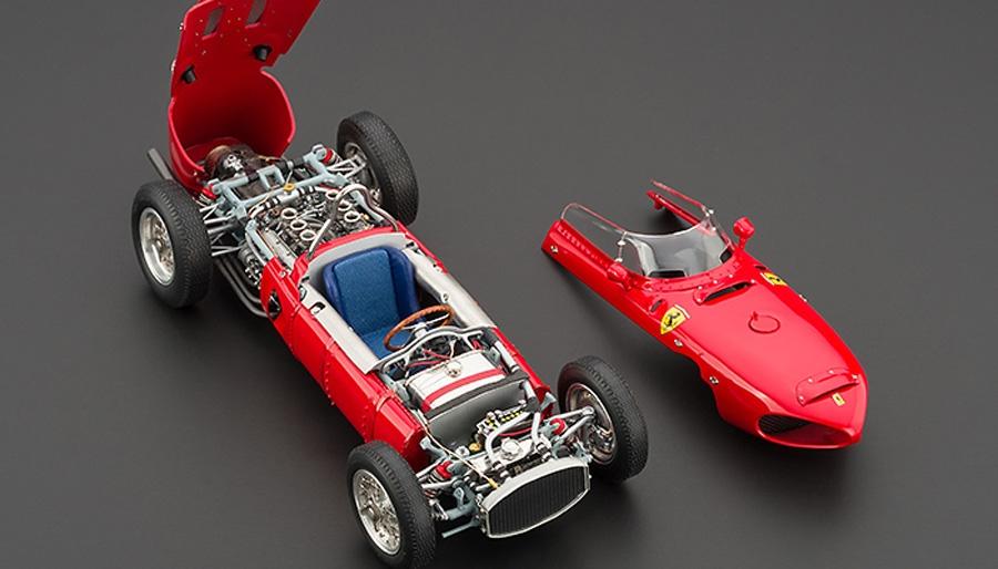Cmc M 078 Ferrari 156 F1 Cmc Dino Sharknose Modellauto