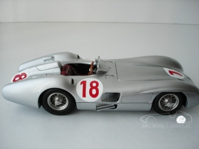 CMC Mercedes-Benz W 196 R #18, Juan Manuel Fangio, GP Frankreich/Reims 1954