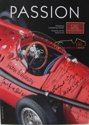 CMC Katalog 2007 mehrfach original signiert