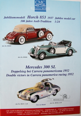 CMC Katalog 1999/2000 Rarität