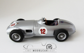 CMC Mercedes-Benz W196 #12 Stirling Moss