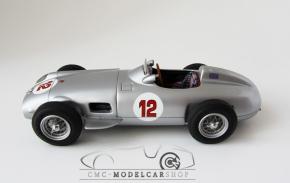CMC Mercedes-Benz W196 #12 Stirling Moss