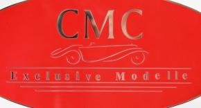 CMC Schild Edelstahl groß