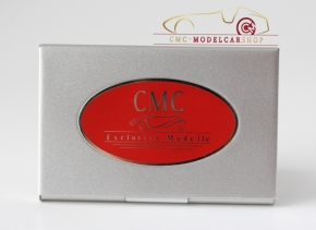 CMC business card holder stainless steel