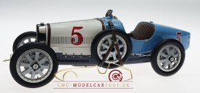CMC Bugatti T35 Argentine #5, Nation Color Project