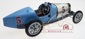 CMC Bugatti T35 Agentina #5, Nation Color Project