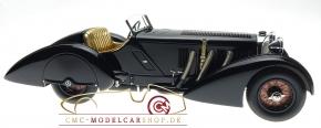"CMC Mercedes SSK Trossi, 1932 ""Schwarzer Prinz"" Memorial Edition"