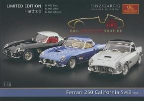 CMC model car brochure Ferrari 250 California SWB