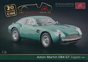 CMC Modell Prospekt Aston Martin DB4 GT Zagato