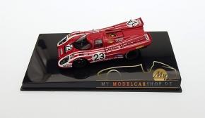 Autoart Porsche 917K signé Hans Herrmann, vainqueur Le Mans 1970