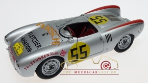 Porsche 550 RS Spyder, signed by Hans Herrmann, Limited Edition 65 pcs