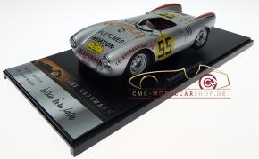 Porsche 550 RS Spyder, original signé Hans Herrmann, Panamericana 1954, numéroté en édition limitée 65 pièces