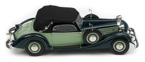 CMC Horch 853, 1937, darkgreen/green