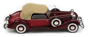 CMC Horch 853, 1937, darkred/red