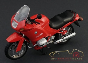 CMC BMW moto R1100 RS, 1:12 rouge