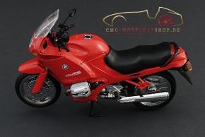 CMC BMW Motorrad R1100 RS, 1:12 Rot
