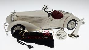 """Historische Kühlerfigur """"100 Jahre Audi"""""""