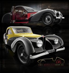 Bauer Exclusive Bugatti Typ 57SC Atalante 1937
