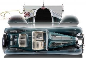 Bauer Exclusive Bugatti Royale Roadster Esders 1932