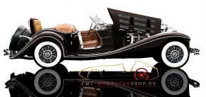 Bauer Exclusive Mercedes 500K Spezial Roadster 1:12