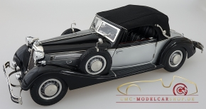 CMC Horch 853, 1937, black/silver C-001