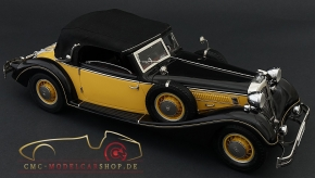 CMC Horch 853, 1937 yellow/black