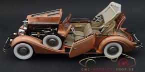 CMC Modellauto Horch 853, 1937 Kupfer, Lim. Edition 200 Stück C-005