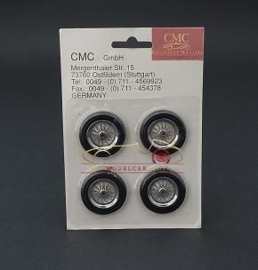 CMC Felgensatz für 1:24 Modelle