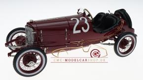 CMC Mercedes Targa Florio, 1924 #23 Alfred Neubauer/Ernst Hemminger, 3rd place