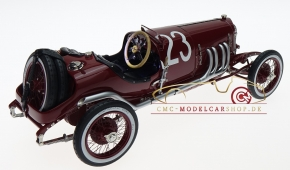 CMC Mercedes Targa Florio, 1924 #23 Alfred Neubauer/Ernst Hemminger 3. Platz
