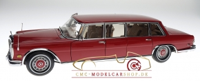 "CMC Mercedes-Benz 600 Pullman ""Red Baron"""