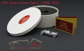 CMC Auto Union Typ C, anniversary model 15 Years CMC, 1:87