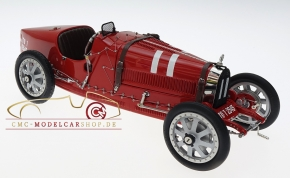 CMC Bugatti T35 Italie, Nation Color Project
