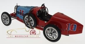 CMC Bugatti T35 Chili #10, Nation Color Project