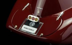 CMC Alfa-Romeo 8C 2900 B Speciale Touring Coupé, 1938