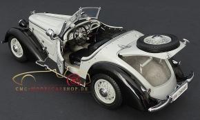 CMC Wanderer 25 K, Roadster, black/grey, 1936-38