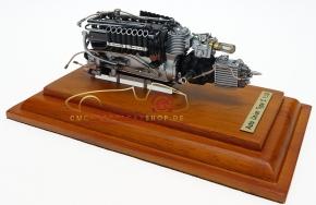 CMC Auto Union TypC 16-cylindres Moteur avec vitrine